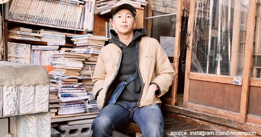 RM - BTS Mampu Hasilkan US$4 Miliar Ternyata Cuma Segini Kekayaan Personelnya
