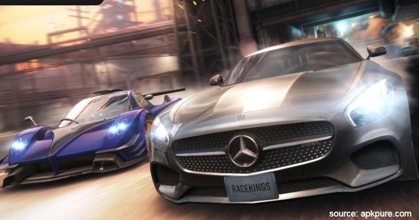 Race Kings - Game Balap Mobil Terbaik 2020 untuk Pengguna Android dan iOS