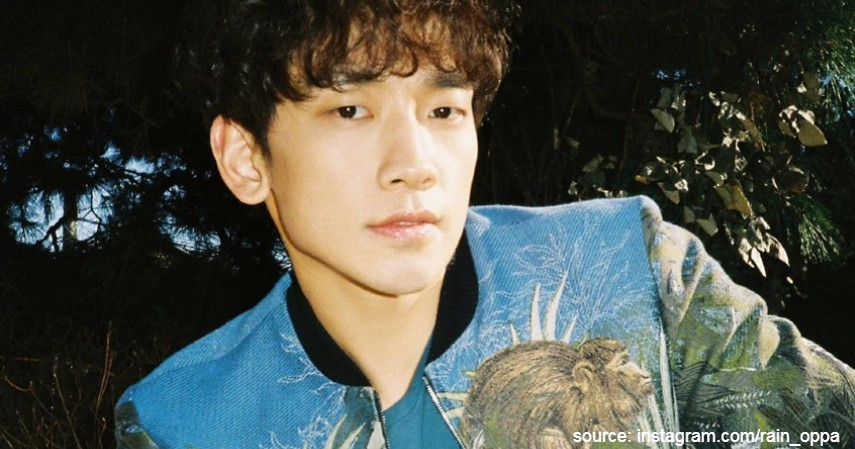 Rain - Idol Korea Terkaya dan Bergelimang Harta