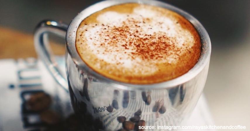 Rayas Kitchen and Coffee - Tempat Ngopi Terbaik Di Yogyakarta Untuk Pecinta Kopi