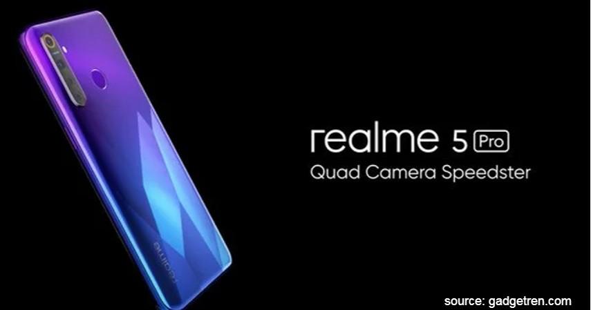 Realme 5 Pro - Pilihan Smartphone dibawah 3 Juta dengan Fitur Terbaik