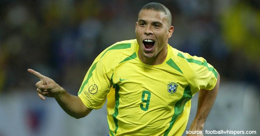 Ronaldo Luis Nazario de Lima - 5 Pemain Muda Liga Italia Terbaik