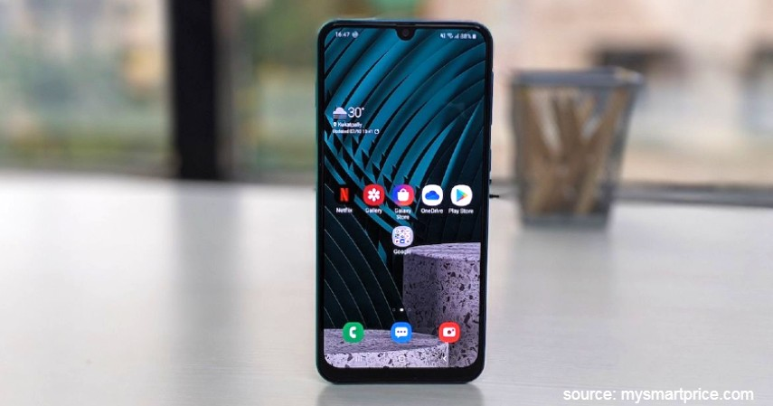 Samsung Galaxy M30s - Pilihan Smartphone dibawah 3 Juta dengan Fitur Terbaik