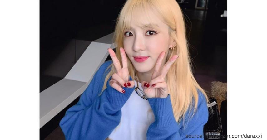Sandara Park - Idol Korea Terkaya dan Bergelimang Harta