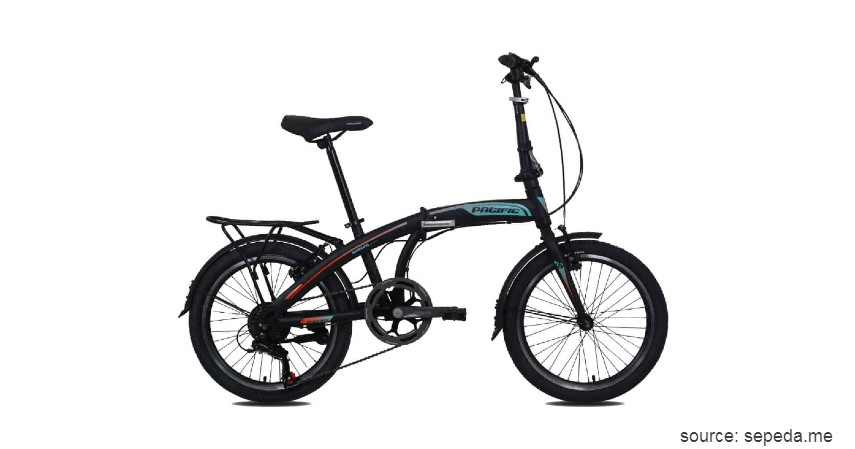 Sepeda Lipat Pacific 2980 RX - Ini Harga Sepeda Lipat Terbaru 2020 yang Murah dengan Kualitas Jempolan
