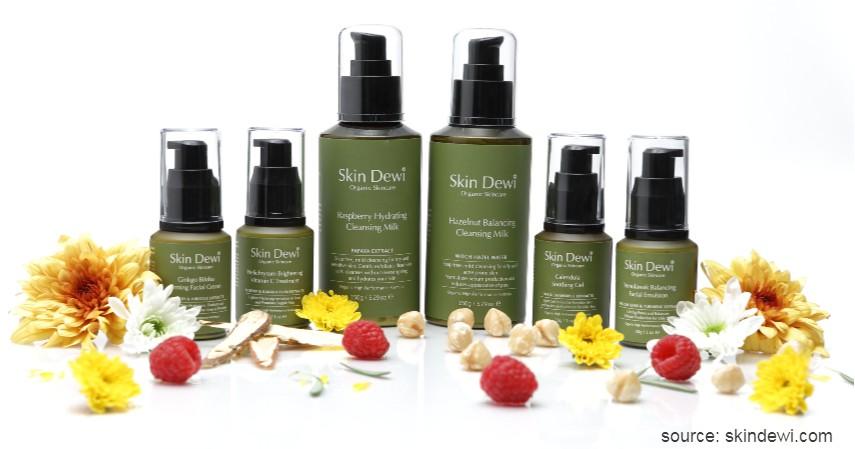 Skin Dewi - Skin Care Brand Lokal Terbaik 2020 yang Bikin Kulitmu Glowing Seketika