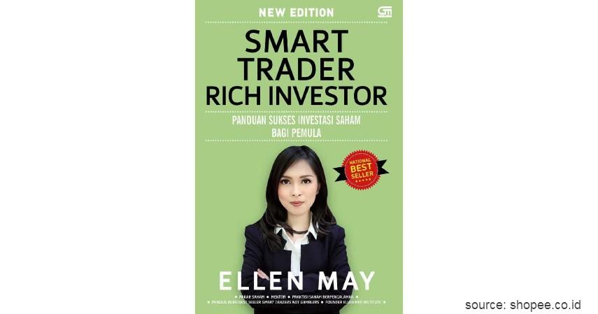 Smart Trader Rich Investor - Rekomendasi 7 Daftar Buku Terbaik untuk Belajar Saham
