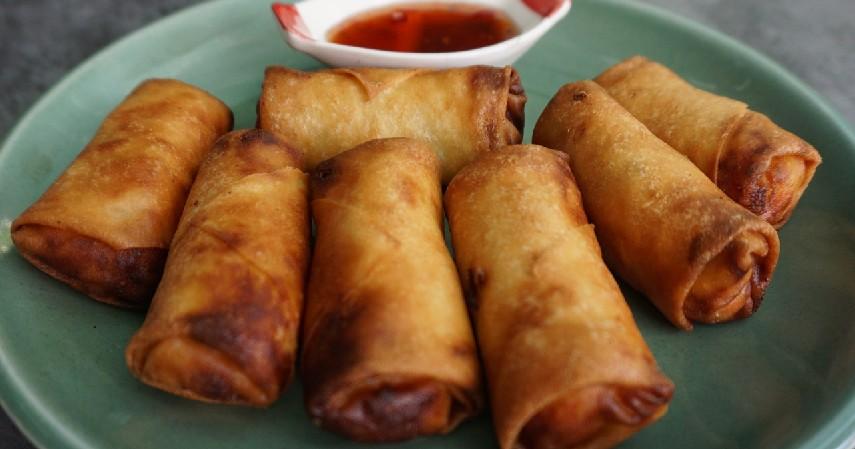 Spring Roll Vietnam - 13 Bisnis Kuliner Alternatif yang Menguntungkan Modal Kecil