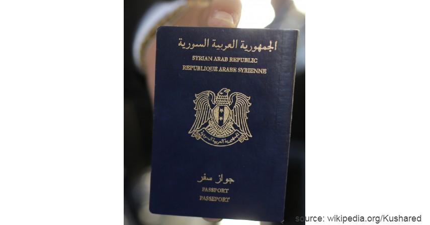 Suriah dengan 29 negara