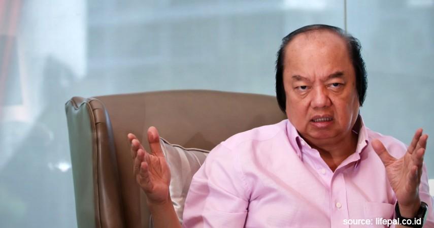 Tahir - Orang Terkaya di Indonesia 2020 Prajogo Pangestu Naik 7 Peringkat