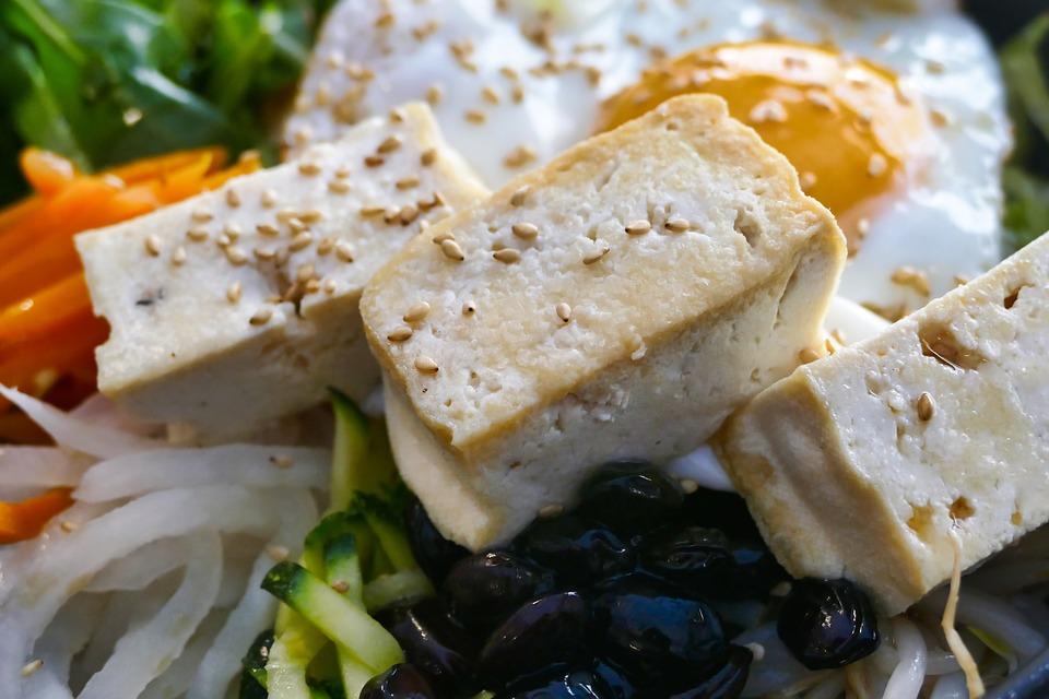 Menu Sarapan Pagi Sehat - Tahu Sayur