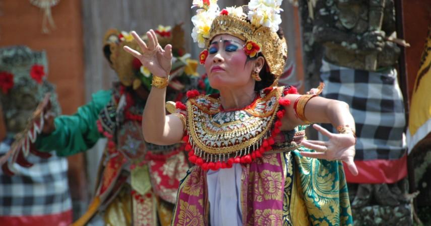 Tari Bali - Warisan Budaya Asli Indonesia yang Diakui UNESCO Selain Borobudur