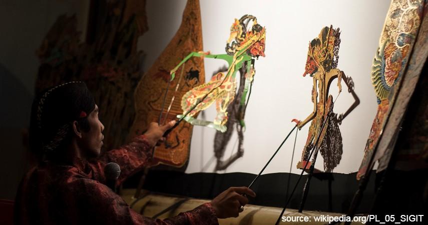 Teater Wayang Kulit - Warisan Budaya Asli Indonesia yang Diakui UNESCO Selain Borobudur