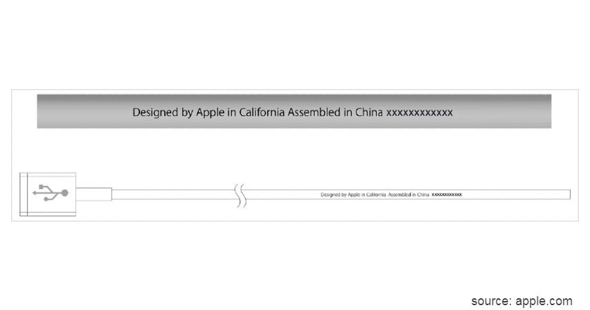 Terdapat Tulisan Khusus - 8 Ciri Charger iPhone Original Asli yang Wajib Dipahami