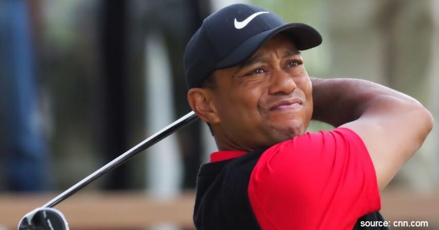 Tiger Woods - 21 Daftar Atlet Terkaya di Dunia yang Kamu Harus Tahu
