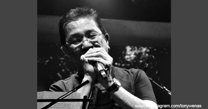 Tony Wenas - Kaya dan Multi Talenta Pengusaha Ini Juga Hobi Bermusik