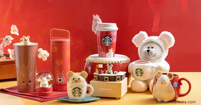 Tumbler Chinese New Year - Tumbler Starbucks Paling Hits dan Paling Banyak Dicari 2020