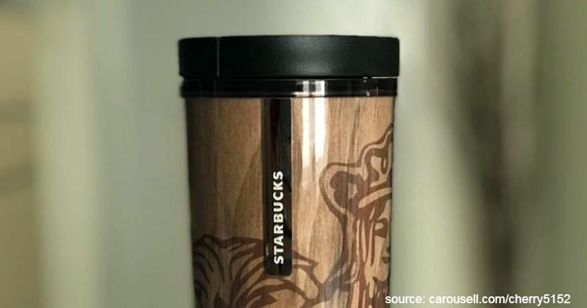 Tumbler Seattle - Tumbler Starbucks Paling Hits dan Paling Banyak Dicari 2020