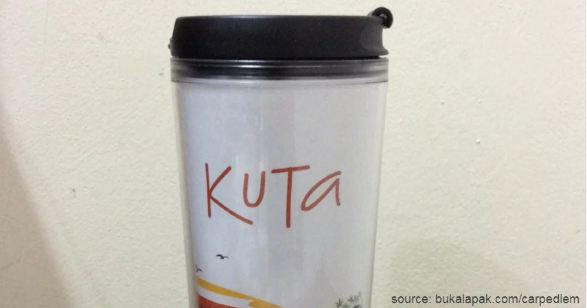 Tumbler Starbucks DIY Kuta Bali Indonesia City Series - Tumbler Starbucks Paling Hits dan Paling Banyak Dicari 202