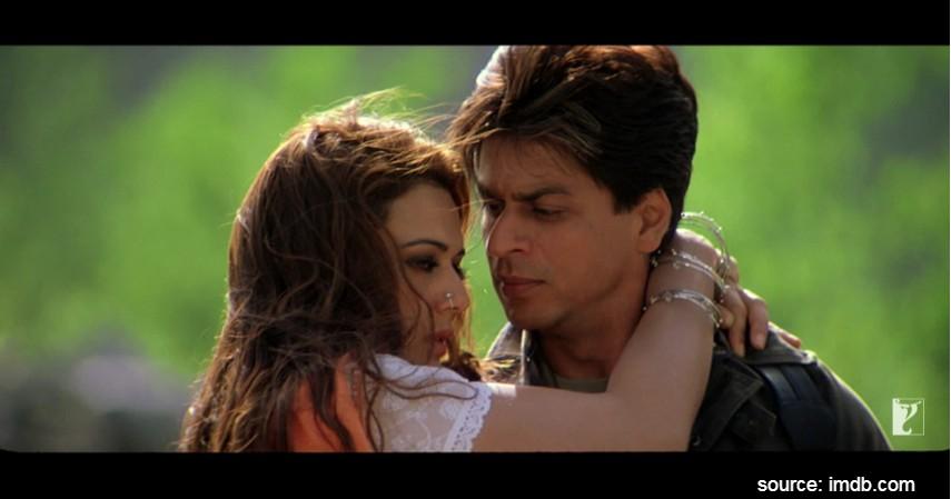 Veer-Zaara kisah perjuangan cinta universal - Rekomendasi Film Bollywood Paling Romantis