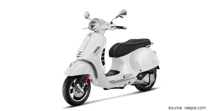 Vespa Primavera 150 i-GET - 5 Jenis dan Harga Vespa Terbaru 2020 Paling Murah