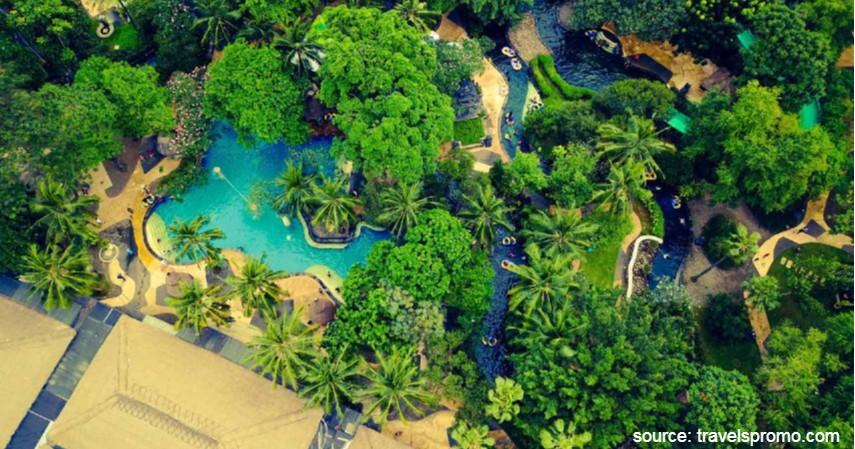 Waterboom Lippo Cikarang - Kepoin 5 Waterpark yang Sering Dikunjungi Milenial