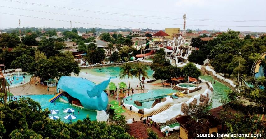Waterpark Snowbay TMII Jakarta