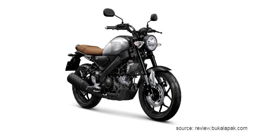 Yamaha XSR155 - Rp36 Juta-an - Motor Retro Modern dan Klasik Terbaru 2020