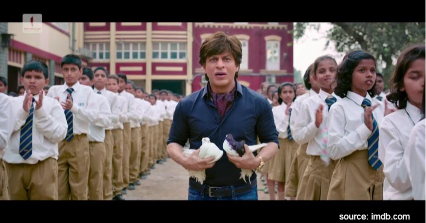 Zero kisah cinta antar dua orang cacat - Rekomendasi Film Bollywood Paling Romantis