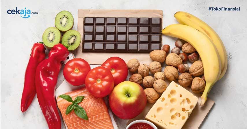 Nikmat di Lidah, Ini 8 Makanan Penghilang Stres