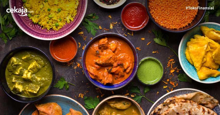 Icip-Icip 7 Makanan India Ini, Yuk. Endolita Banget!
