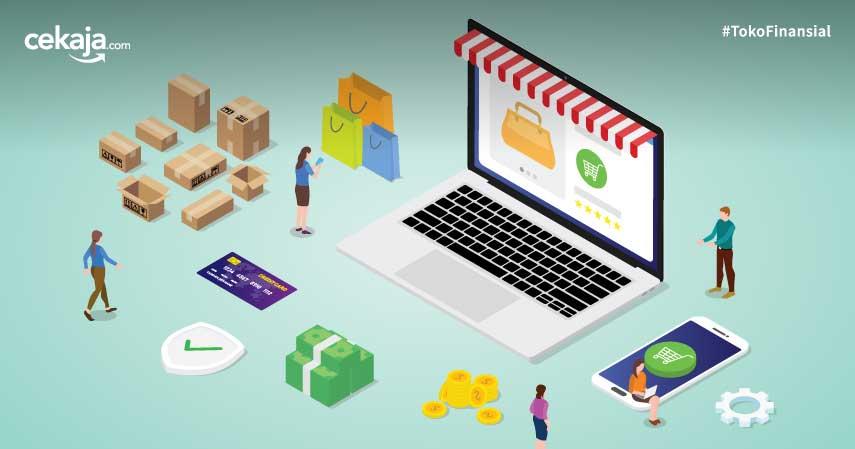 Milenial Wajib Tahu Cara Bayar Dengan Kartu Kredit Di Tokopedia
