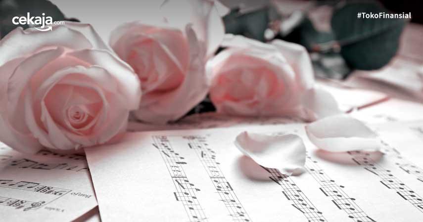 20 Lagu Romantis untuk Pernikahan