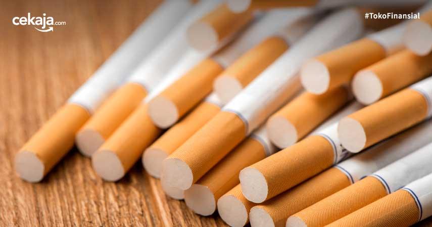 Pengertian Cukai Rokok dan Kenaikan Tarifnya Per Januari 2020