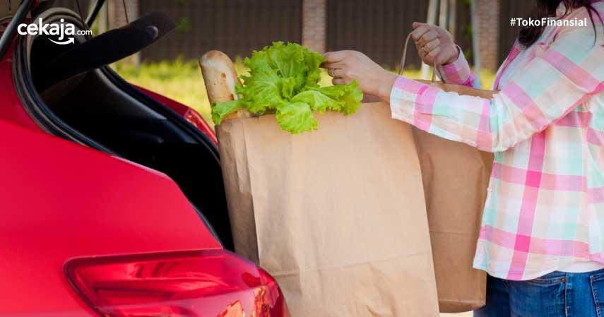Manfaat Belanja Bahan Pokok dengan Kartu Kredit