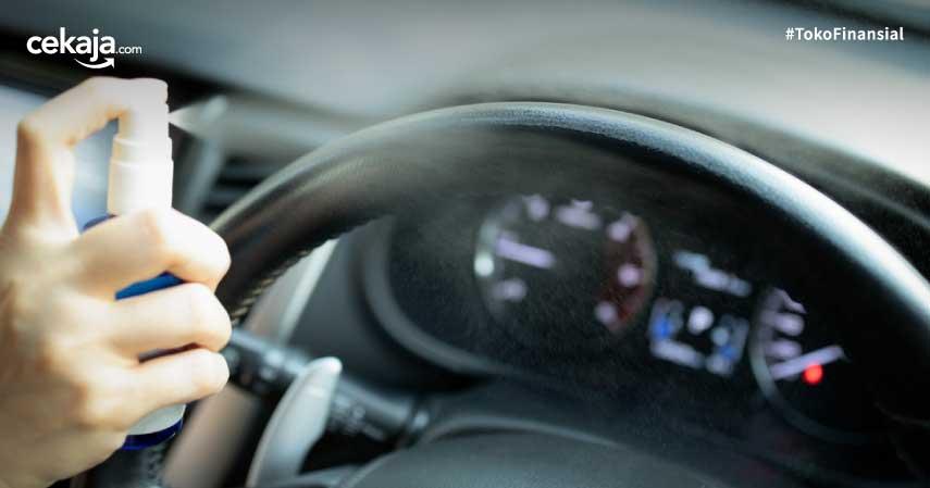 Hindari Penularan Virus Corona di Dalam Mobil, Cek Tips Ini
