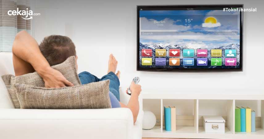 rekomendasi smart tv 2020