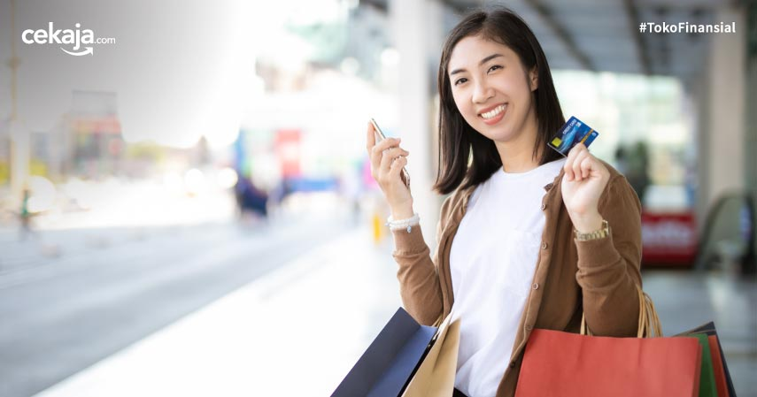 Cobe Cek, Tips Belanja Pakai Kartu Kredit di Luar Negeri