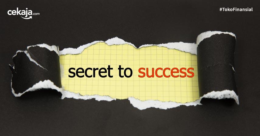 pola pikir sukses