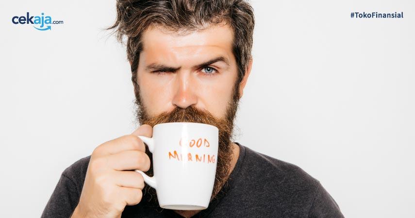 dampak buruk minum kopi