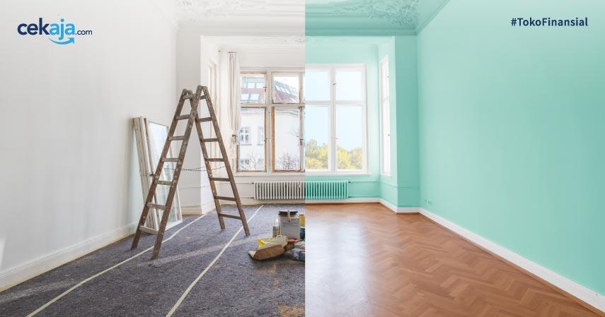7 Tips Renovasi Rumah Minimalis dengan Bujet Seadanya