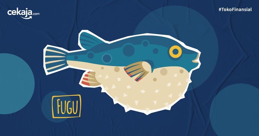 Mengenal Fugu, Ikan Beracun Khusus Untuk Kamu yang Bernyali