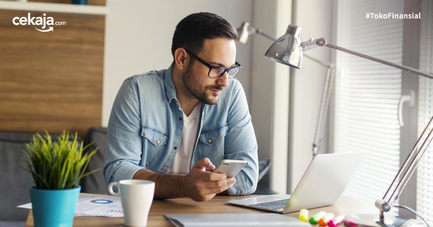 9 Cara Efektif Karyawan Bekerja di Rumah dan Serba-serbinya