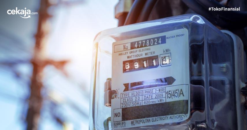 penyebab tagihan listrik besar