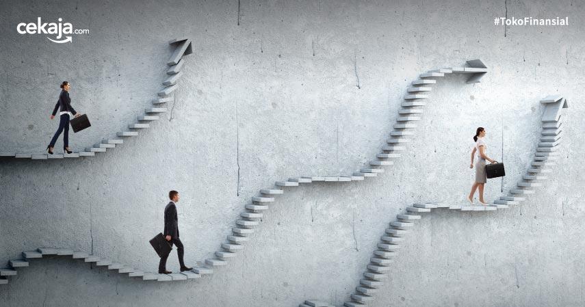 Menentukan tujuan karir