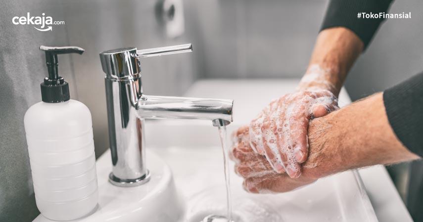 Anti Corona, Sabun atau Hand Sanitizer? Mana yang Lebih Efektif?