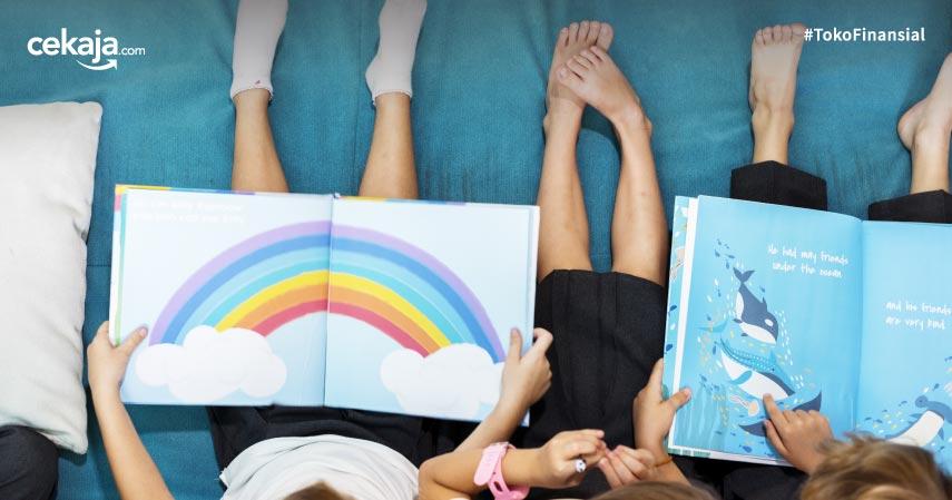 Bisnis Buku Edukasi Anak, Salah Satu Peluang Usaha Yang Potensial
