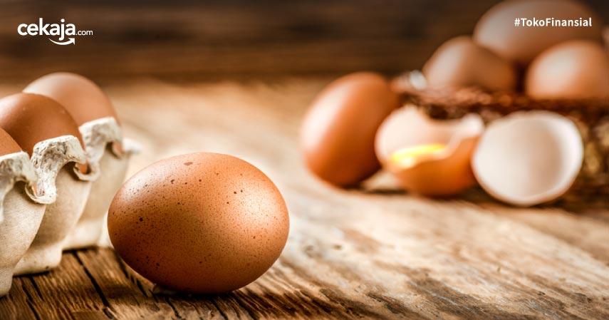 4 Menu Olahan Telur Untuk Makan di Rumah. Enak, Bergizi, Kenyang!