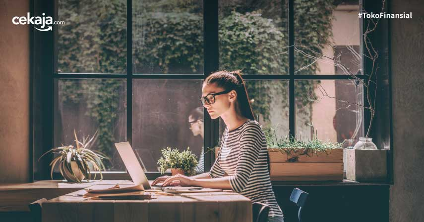 Kerja #DiRumahAja, Terapkan 5 Hal Ini Agar Tetap Produktif