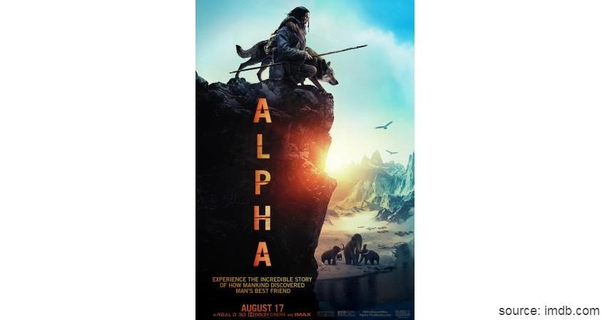 Alpha - Rekomendasi 6 Film Tentang Persahabatan dengan Hewan